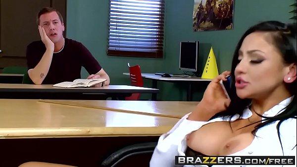 Brazzers - Big Tits at School - (Jessy Jones) - My Dirty Talking Prof 8 min