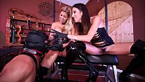 Caning Your Slutty Ass/Alexis Fawx & Dava Foxx Use Your Face