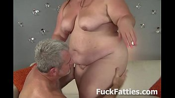Jiggly Belly And Huge Fat Tits BBW 12 min