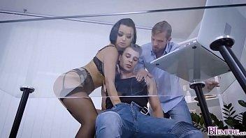 Nick Vargas plowing Daphne Klydes pussy