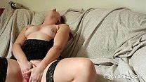 Yanks Pandora Blake's Sexy Strap On Rubbing
