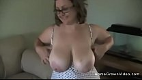 Mandi Titty Fucks Johny With Her Massive Melons