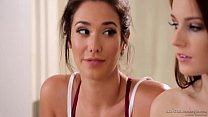 Scarlett Sage has some very sensitive spots - Scarlett Sage, Eva Lovia