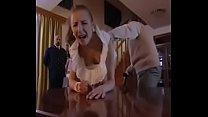 Girl Punished hard spanking with belt