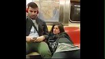 Siririca Em Pleno Metrô