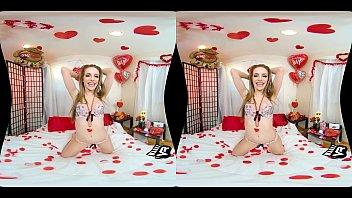 WankzVR - My Secret Valentine ft. Kimmy Granger