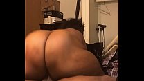 Jiggly booty bbw