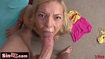 Ally Kay Loves Deep Throating Cock
