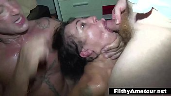 Coke in the ass and head in the toilet! Furious orgy! 16 min