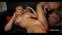 Vanessa Cage in Step Dad and Step Daughter 'innocent' play