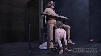 Sadomasochism harness