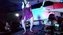 Ambrosia Solo Burlesque Routine