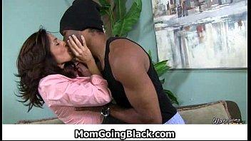 MomGoingBlack.com - Milf Interracial Sex - Hardcore big cock fucking 30