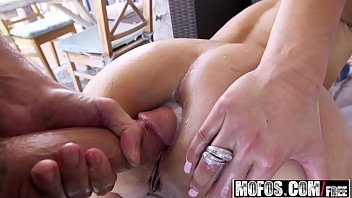 (Alana Luv) - Blonde MILFs Anal Experiment - Lets Try Anal