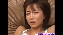 Naked Yui Seto moans with toys down her pussy  - More at hotajp com