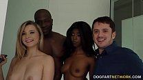 Daizy Cooper & Carolina Sweets Interracial - Cuckold Sessions