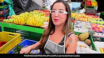 MAMACITAZ - #Catica Mamor - Inked Latina Picked Up From The Market For Hot Sex