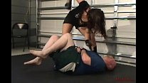 Bully In Black - Mikaela And Her Dangerous Fists 7 min