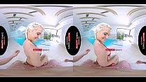 RealityLovers - Pigtailed Teen Nicole piscine et fun