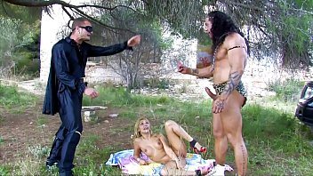 Tarzan the jungle's cock