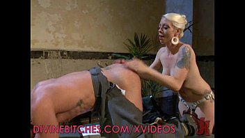 Dominatrix Loves To Torment and Punish Cock