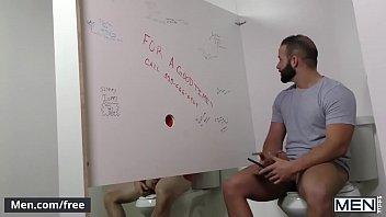 Men.com - (Luke Adams, Tobias) - For A Good Time Call Part 2 - Drill My Hole