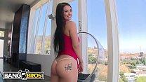 BANGBROS - Sexy Young Katrina Jade Takes A Big Black Dick On Monsters Of Cock!