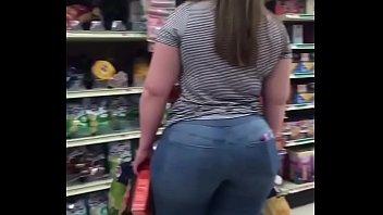 Big Fat Ass at the Supermarket