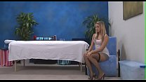 Seductive massage playgirl enjoys unfathomable penetration gets orgasm
