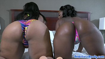 Ambitious Booty and b. Cherokee Hook Up 2 min