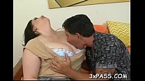 Check up extremely sexy interracial sex with sexual bbw doxy