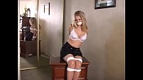 Ginger Lee Held Captive in Motel - Bound, Gagged, Groped