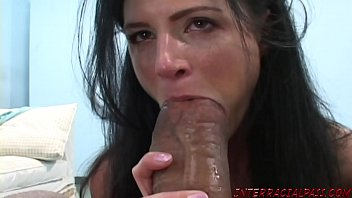 India Summer gets excited for big black cock 15 min