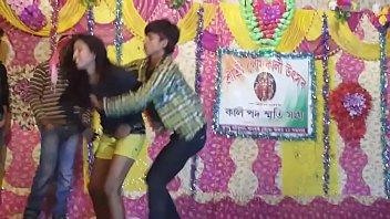 Hot Arkestra Boob Show Dance