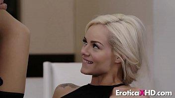 Hot blonde Elsa Jean 6 min