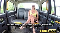 Fake Taxi Big tits blonde Michelle Thorne greedily sucks and fucks