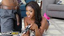 BANGBROS - Anne Amari Goes From Video Game Controller To A Real Joystick!