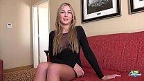 Blair Williams, une jeune et jolie blonde qui aime bouffer de la bite