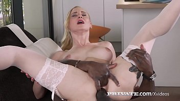 Helena Valentine Debuts 4 Private In Interracial Anal! 11 min