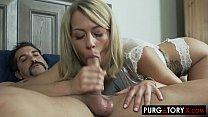 PURGATORYX Genie grants my wish for a hot blonde to fuck (Zoey Monroe)