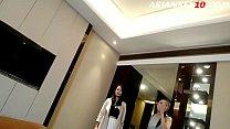 China Sauna Full Service - Threesome with Cousins