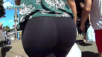Booty Butt Candid Voyeur Culona Pawg BBW 121MLN-130MLN