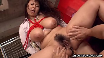 Curvaceous brunette, Airi Ai doesn't even want to stop fucking