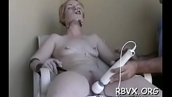 Stupendous maid got banged the way she always wanted