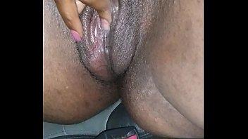 Naejae masturbates