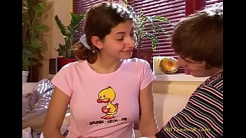 young legal teens - boy and girl just turned 18 years.mp4