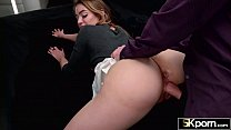 5KPorn - PAWG Kenzie Madison Facialed in 5K/60FPS Action
