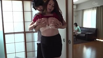 Japansk tante lærer meg Hvordan sex med Big Ass