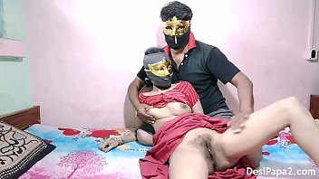 Indian mother-in-law sex with son-in-law In front of her daughter