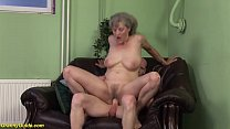 horny 76 years old granny first time big cock fucked